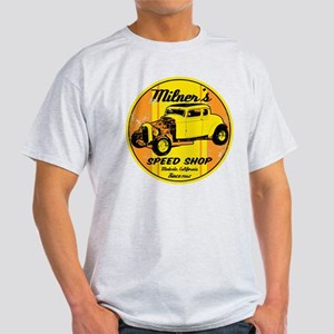 Milner's Speed Shop Dark T-Shirt