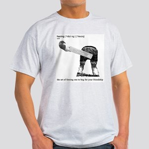 Hazing Finally Defined Light T-Shirt