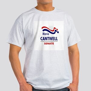 Cantwell 06 Ash Grey T-Shirt