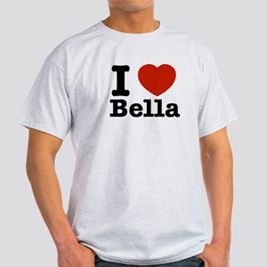 I love Bella Light T-Shirt