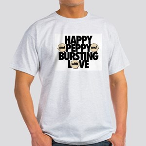 Happy and Peppy 2-sided Light T-Shirt