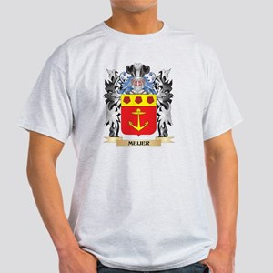 Meijer Coat of Arms - Family Crest T-Shirt