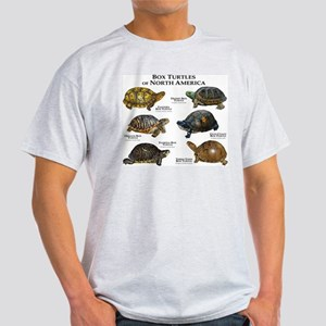 Box Turtles of North America Light T-Shirt