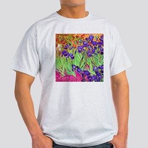 van gogh purple iris T-Shirt