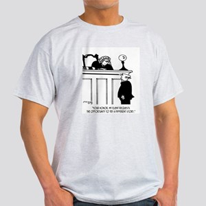 Attorney Cartoon 5496 T-Shirt
