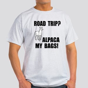 Alpaca My Bags! Light T-Shirt