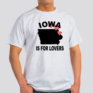 Iowa Is For Lovers T-Shirt