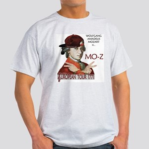 Mozart 'Mo-Z' Tour Ash Grey T-Shirt
