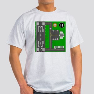 Airport Diagram T-Shirt