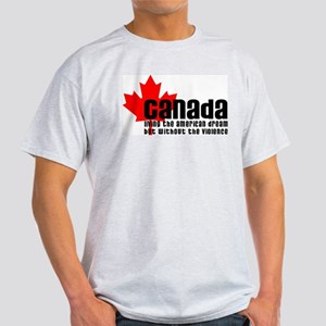 Canada & The American Dream Light T-Shirt