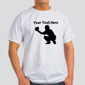Baseball Catcher T-Shirt