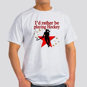 HOCKEY GIRL Light T-Shirt