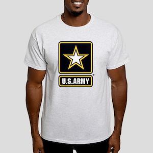 U.S. Army Logo Light T-Shirt