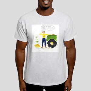 Planting Seeds Ash Grey T-Shirt