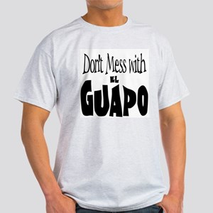 El Guapo  Ash Grey T-Shirt