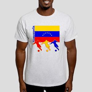 Venezuela Soccer Light T-Shirt