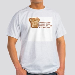 Grilled Cheese Light T-Shirt