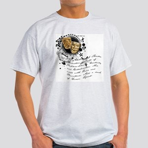 The Alchemy of Theatre Production Light T-Shirt