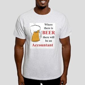Accountant Light T-Shirt