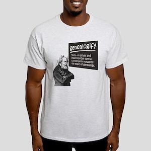 Genealogify Light T-Shirt