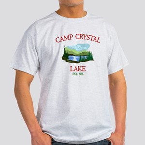 Camp Crystal Lake Counselor Light T-Shirt