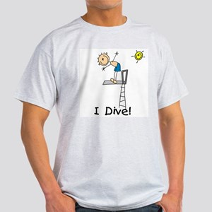 Boy I Dive Light T-Shirt