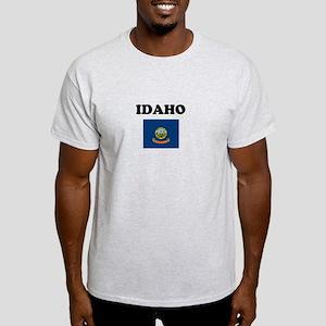 IDAHO the Gem State Light T-Shirt