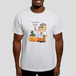 Halloween Rocks Light T-Shirt