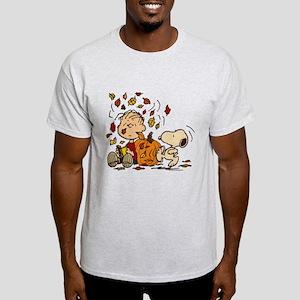 Fall Peanuts Light T-Shirt