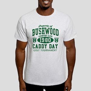 Caddyshack Bushwood Country Club Caddy Day T-Shirt