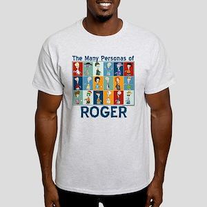 American Dad Roger Personas Light T-Shirt