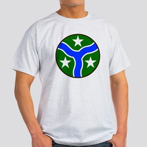 ARNG-278th-Armored-Cav-Reg-Bonnie.gi Light T-Shirt