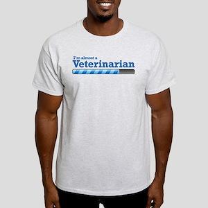 I'm almost a Veterinarian Light T-Shirt