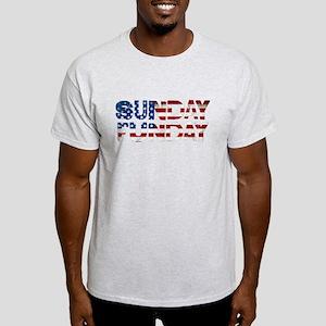 SUNDAY FUNDAY USA T-Shirt