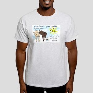 good friends good coffee T-Shirt