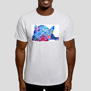 French Bulldog Frenchies Light T-Shirt