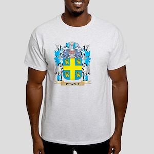 Oswalt Coat of Arms - Family Crest T-Shirt