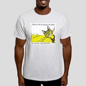 White T-Shirt/Supervisin' Ca T-Shirt
