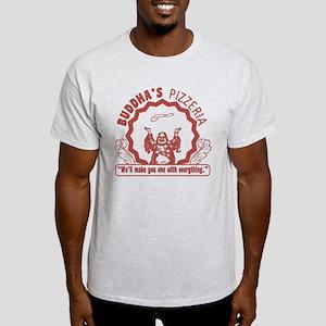 Buddha's Pizzeria Light T-Shirt