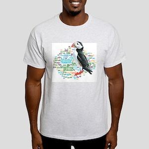 Puffins Light T-Shirt