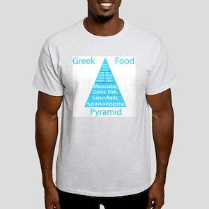 Greek Food Pyramid Women's T-Shirt