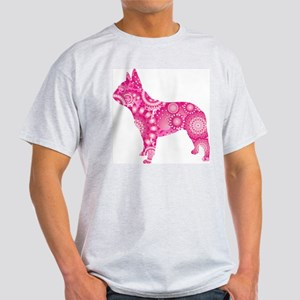 French Bulldog Ash Grey T-Shirt