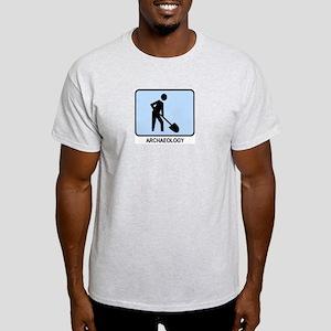 Archaeology (BLUE) Light T-Shirt
