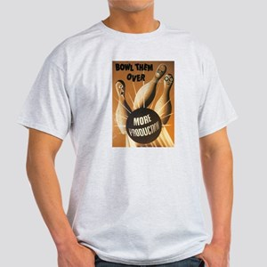 Bowl WWII Light T-Shirt