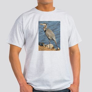 Great Blue Heron Women's Cap Sleeve T-Shirt