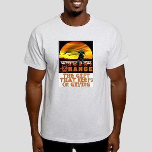 AGENT ORANGE SUNSET Light T-Shirt