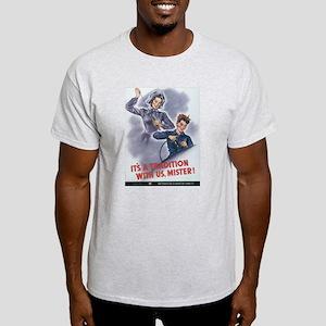 Women WII Light T-Shirt