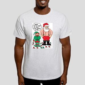 Lump of Coal Ash Grey T-Shirt