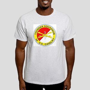 DUI - 3rd Squadron - 3rd ACR Light T-Shirt