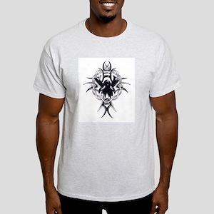 Celtic Cross Tribal Tattoo Light T-Shirt